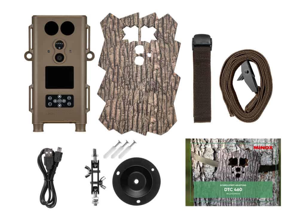 Minox DTC 460 accessoires
